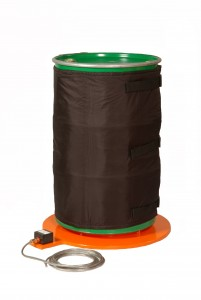 IJ2D 200L Insulation Jacket with Faratherm Base Heater