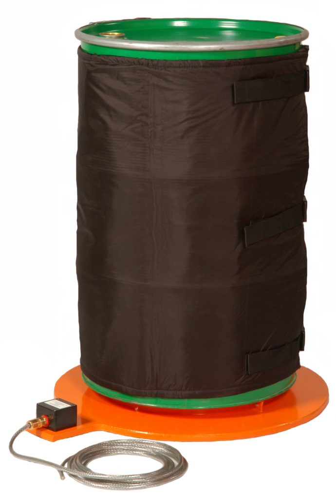 Faratherm Base Heater with Insulated Jacket