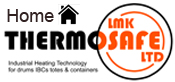 LMK Thermosafe Drum & Container Heaters